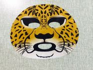 40GSM Animal Mask Pack Facial Mask Sheet Disposable Anti Wrinkle